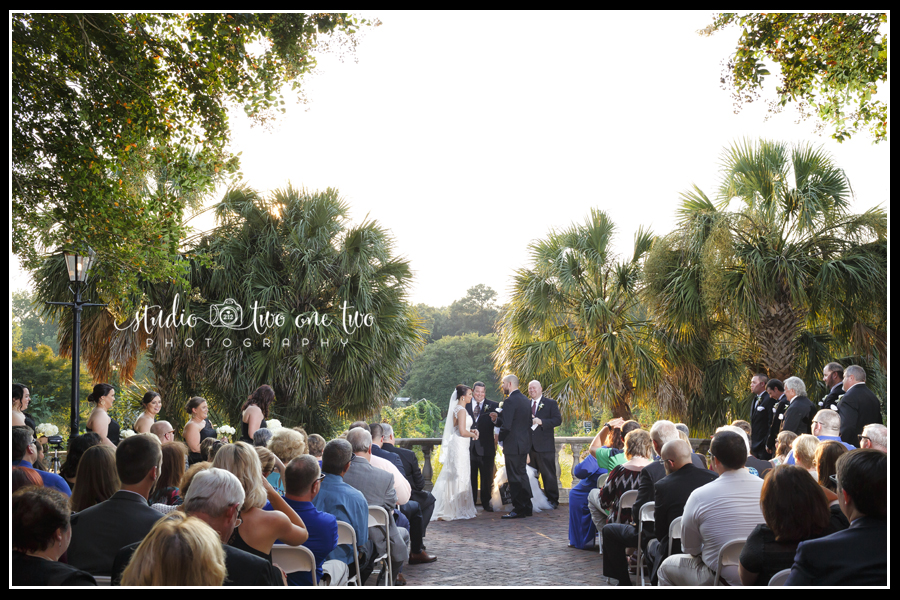 Riverbanks Botanical Gardens Wedding