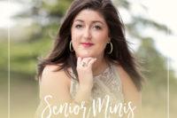 Senior Mini Portrait Special