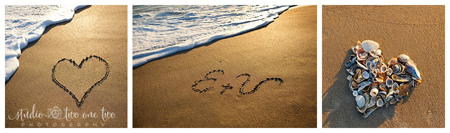 Edisto Beach wedding